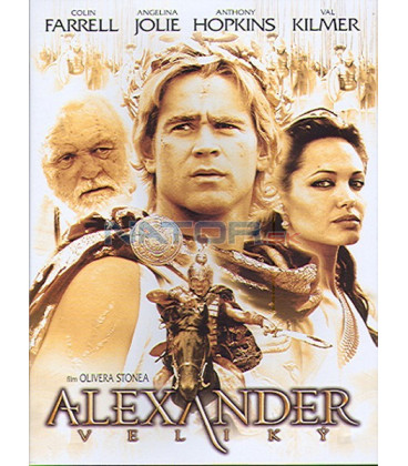 Alexander Veľký (Alexander) DVD