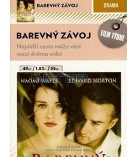Barevný závoj (The Painted Veil) DVD
