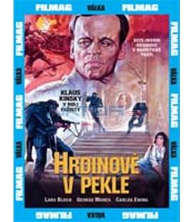 Hrdinové v Pekle DVD (Eroi all´inferno)