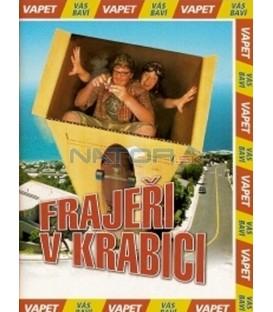 Frajeři v krabici (Boxboarders!) DVD