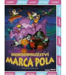 Dobrodružství Marca Pola (Marco Polo: Return to Xanadu) DVD
