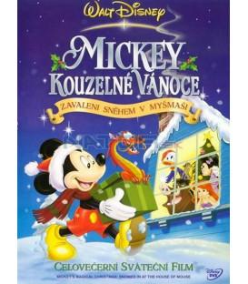 Mickeyho Kouzelné Vánoce-Zavalení sněhem v Myšmaši (Mickeys Magical Christmas)