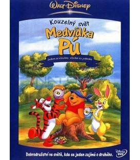 Medvedík Pu - Jeden za Všetkých,všetci za jedného(Book Of Pooh)