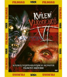 Kvílení vlkodlaků 6 DVD (Howling VI: The Freaks)