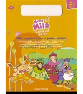 Missy Mila 4 (Missy Mila: Twisted Tales) DVD