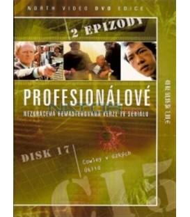 Profesionálové - disk 17 (The Professionals)