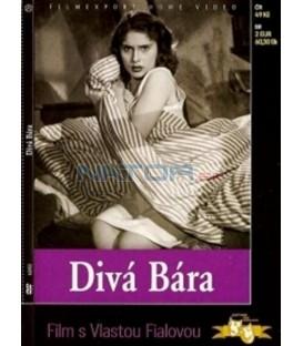 Divá Bára DVD