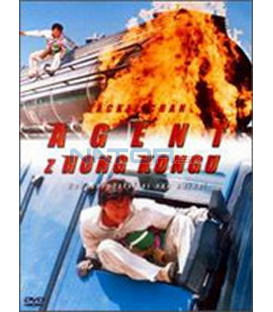 Agent z Hong Kongu (Accidental Spy) DVD