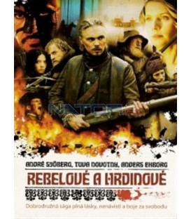 Rebelové a hrdinové (Snapphanar) DVD