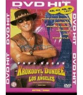 Krokodýl Dundee v Los Angeles (Crocodile Dundee in Los Angeles)