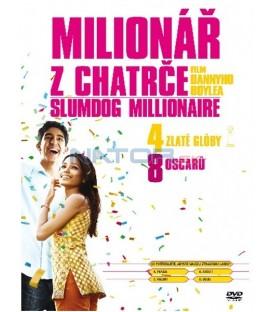 Milionář z chatrče (Slumdog Millionaire) DVD