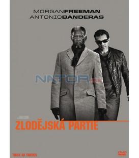 Zlodějská partie (Thick as Thieves) DVD