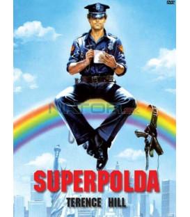 Superpolda (Poliziotto superpiů) DVD