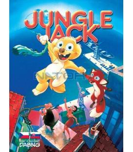 Jungle Jack (Milý Jack) DVD