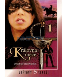 Královna meče - 1. DVD (Queen of Swords)