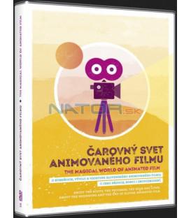 Čarovný svet animovaného filmu DVD