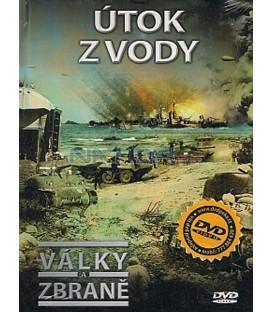 Války a zbraně - Útok z vody dvd + kniha DVD
