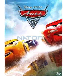 Auta 3 (Cars 3) DVD