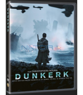 Dunkerk (Dunkirk) 2DVD limitovaná edice