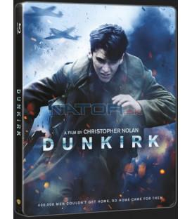 Dunkerk (Dunkirk) 2xBlu-ray+bonus disk steelbook