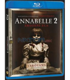 Annabelle 2: Zrození zla (Annabelle: Creation) Blu-ray