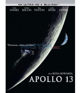 Apollo 13 UHD+BD - 2 x Blu-ray
