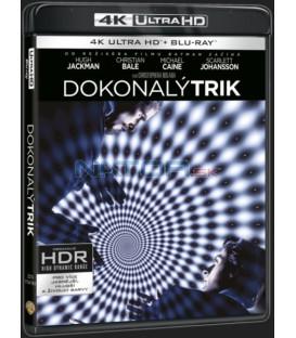 Dokonalý trik (The Prestige) UHD+BD - 3 x Blu-ray +bonus disk