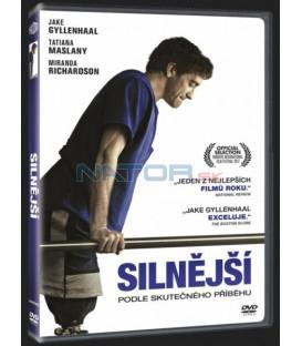 Silnější  (Stronger) DVD