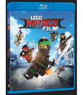 Lego Ninjago film (The LEGO Ninjago® Movie) Blu-ray