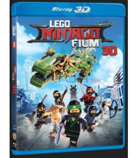 Lego Ninjago film (The LEGO Ninjago® Movie) Blu-ray 3D+2D