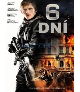 6 Days 2017 DVD
