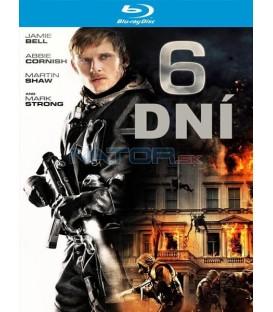 6 Days 2017 Blu-ray