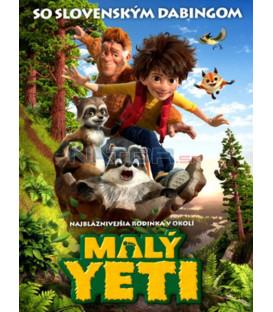 MAXINOŽKA - Malý Yeti 2017 (The Son of Bigfoot) DVD
