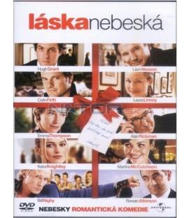 Láska Nebeská (Love Actually) DVD