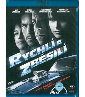 Rychlí a zběsilí Blu-ray (Fast & Furious )