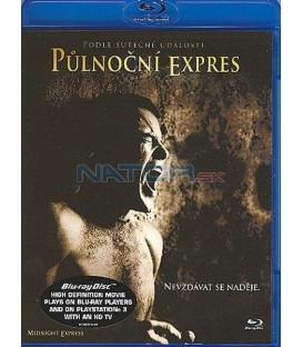 Půlnoční expres Blu-ray (Midnight Express)