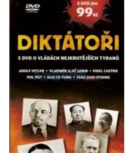 Diktátoři - 5 DVD