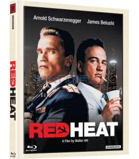 Rudé horko 1988 (Red Heat) Blu-ray Digibook