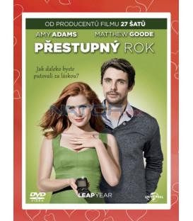 Přestupný rok 2010 (Leap Year) DVD Valentyn