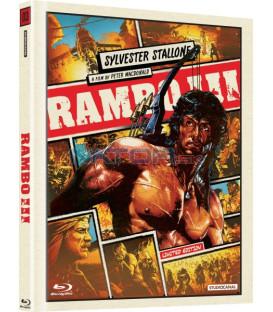 Rambo III. 1988 (Rambo III) Blu-ray Digibook