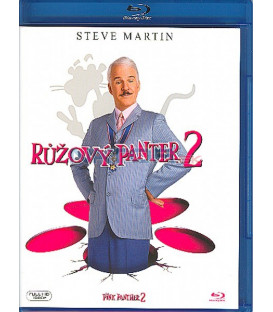 Růžový panter 2 Blu-ray (Pink Panther 2, The)
