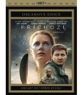 Příchozí 2016 (Arrival) DVD Oscarová edice