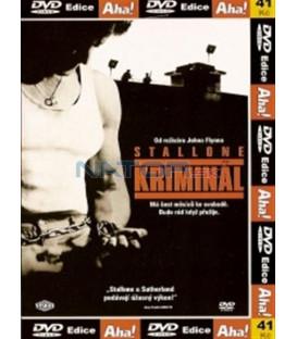 Kriminál (Lock Up) DVD