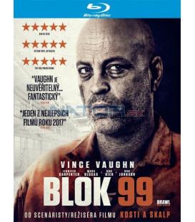 Blok 99 - 2017 (Brawl in Cell Block 99) Blu-ray