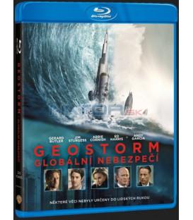 GEOSTORM: Globální nebezpečí 2017 Blu-ray