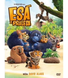 Esa z pralesa (Les As de la jungle) DVD