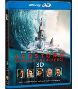 GEOSTORM: Globální nebezpečí 2017 2xBlu-ray 3D+2D