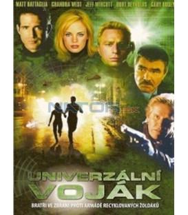 Univerzální voják: Bratři ve zbrani (Universal Soldier II: Brothers in Arms) DVD