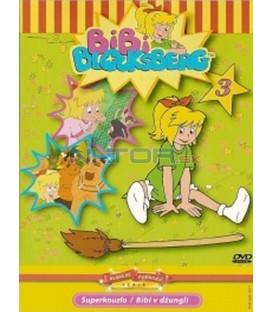 Bibi Blocksberg 3 DVD