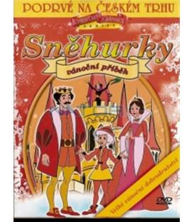 Sněhurky- vánoční příběh (Snow White Christmas Special) DVD